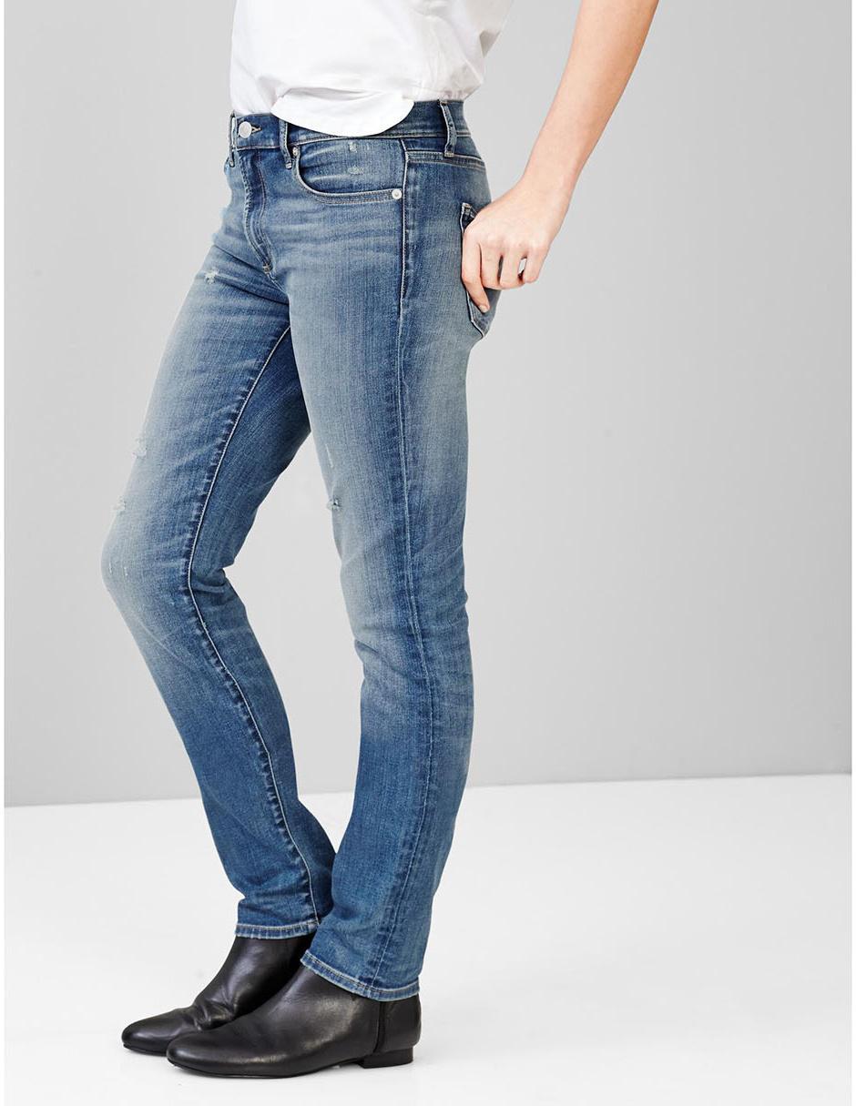 ضيق جولة وجولة أمريكا الشمالية pantalones gap mujer ...